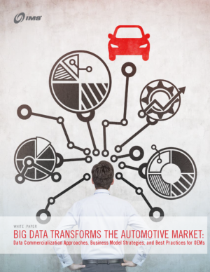 Big Data and the Connected Car White Paper by TRA360